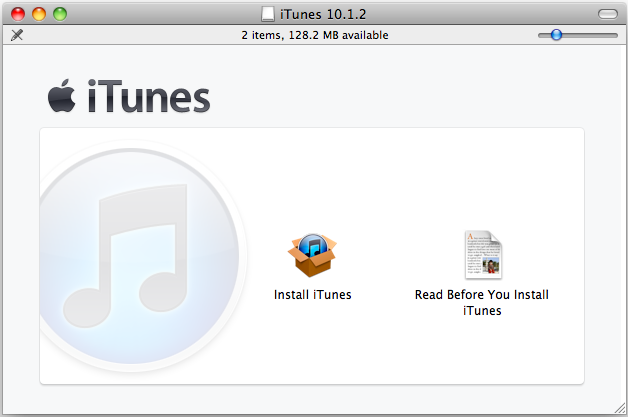 Download iTunes 10.1.2