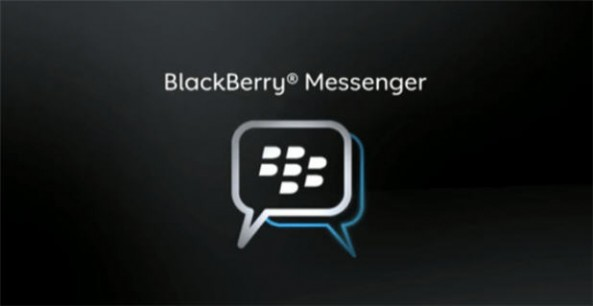 BlackBerry Messenger (BBM) For iPhone, iPad, iPod Touch