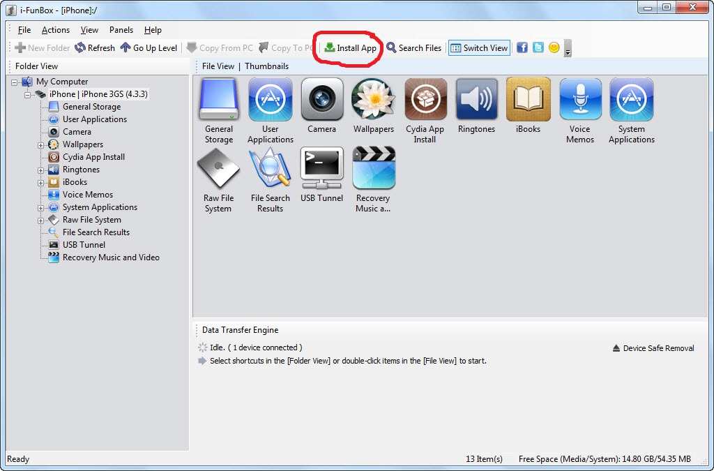 Install Google+ iOS App On iPod Touch 4G And On Non-U S