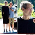 First Photo Of Steve Jobs After His Resignation, Looks Very ill