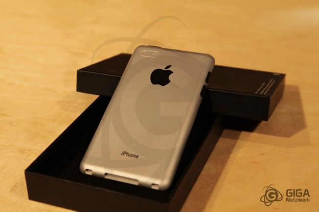 iPhone 5 Physical Prototype