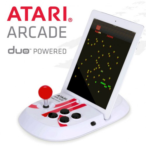 atari arcade joystick for ipad