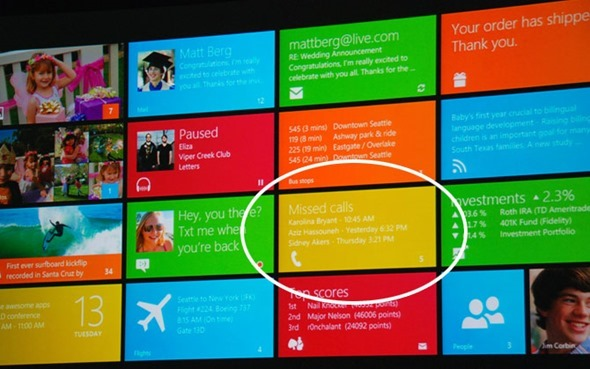 Windows 8 Allow You To Call Your Friends