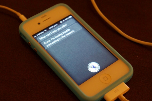 Siri Ported On iPhone 4