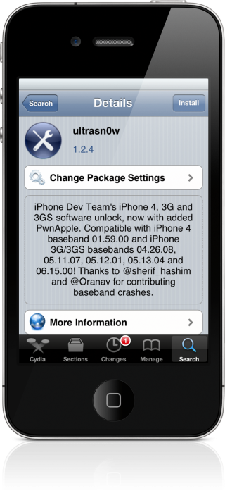 Unlock iPhone 4 & iPhone 3GS On iOS 5