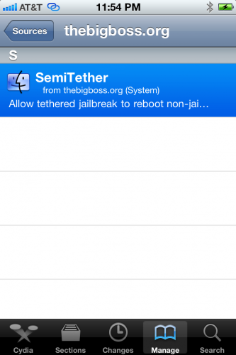 iOS 5 SemiTethered Jailbreak