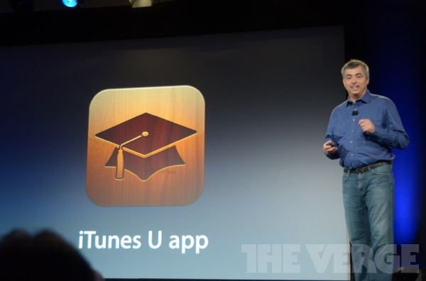 iTunes U App for iPhone