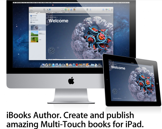ibooks 2 for ipad and mac