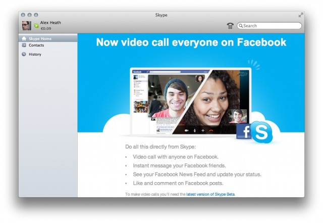 Skype 5.6 For Mac