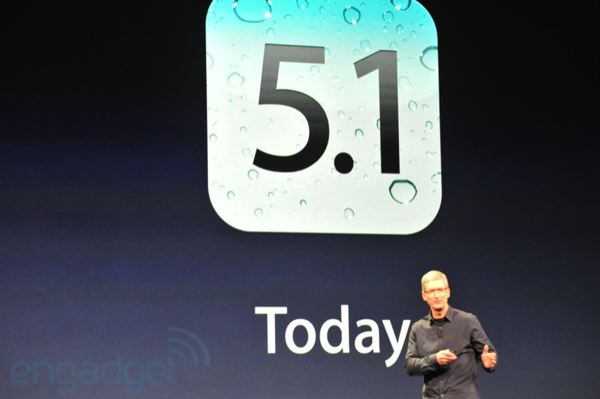 download iOS 5.1