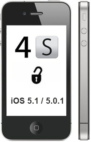 Unlock iPhone 4 (4.12.01) and iPhone 4S (2.0.10) Baseband On iOS 5.1
