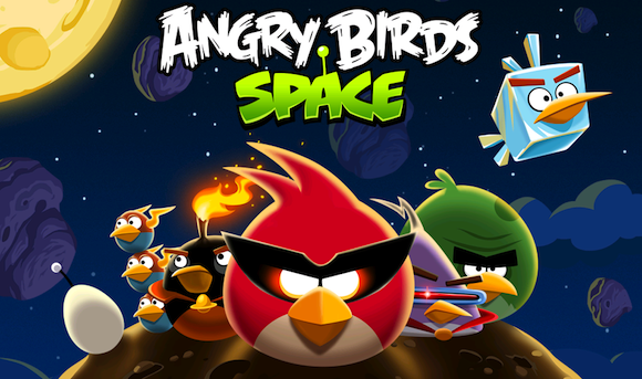 Angry Birds Space Android Malware