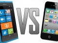 iPhone 4s vs Lumia 900