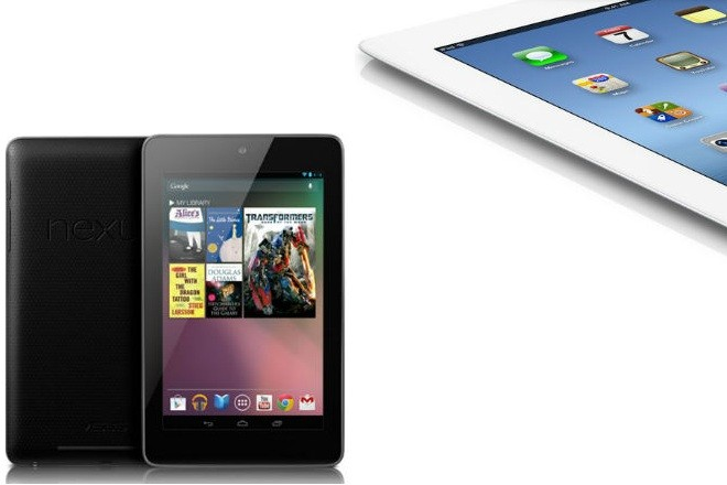 iPad Mini vs Google Nexus 7