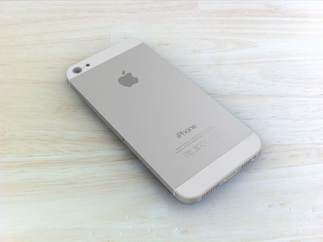 White iPhone 5 Images