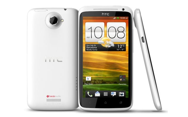 HTC One X Jelly Bean Update