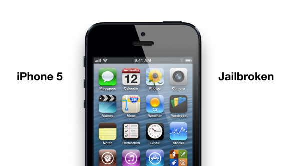 iPhone 5 Jailbreak On iOS 6