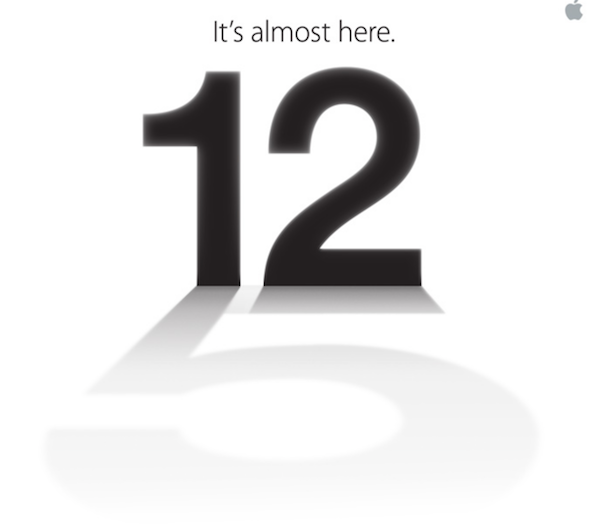iPhone 5 - Its Almost Here
