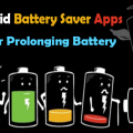 6 Best Battery Saver Apps For Android To Have Long Day Charge